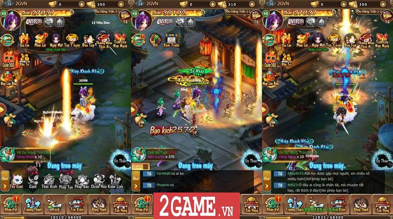 Top 5 game H5 Online đang được giới game thủ Việt mê mẩn 4