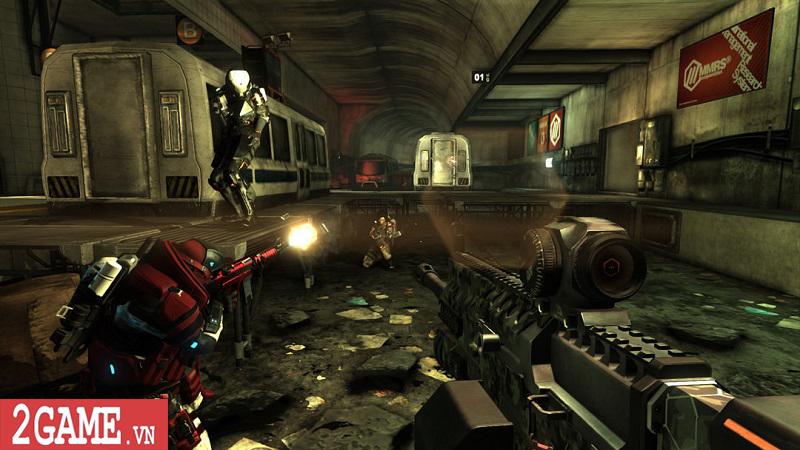 Top 7 game bắn súng mang lối chơi kết hợp đầy hay ho 4