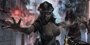 Chán bắn giết lẫn nhau nhiều người chơi Tốc Chiến Mobile rủ nhau đi tàn sát zombie