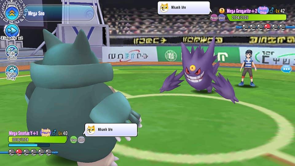 Liên Quân Poke chính là game bắt Pokemon thế giới mở đầu tiên ở Việt Nam 4
