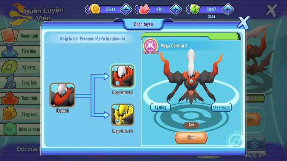 Liên Quân Poke chính là game bắt Pokemon thế giới mở đầu tiên ở Việt Nam 6