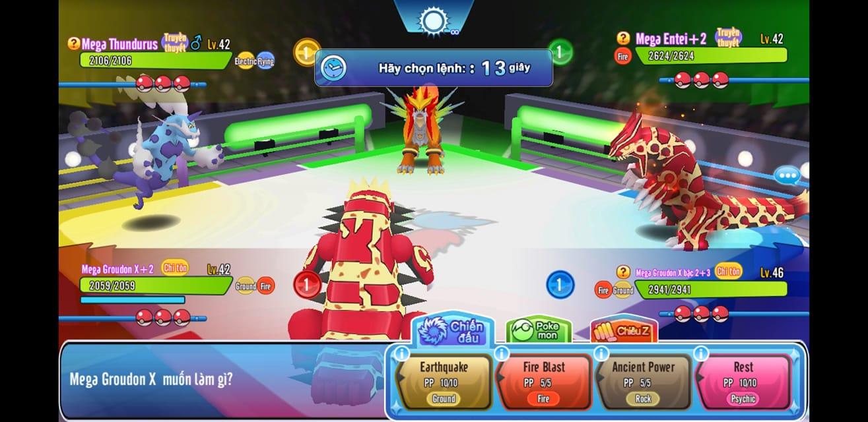 Liên Quân Poke chính là game bắt Pokemon thế giới mở đầu tiên ở Việt Nam 5