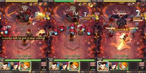 Chơi thử Hyper Heroes: Game nhập vai thẻ tướng với cơ chế chiến đấu kéo thả độc đáo