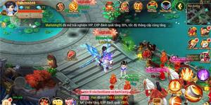 Linh Kiếm Tình Duyên tặng số lượng lớn Kim Nguyên Bảo cho người chơi nhân dịp Alpha Test