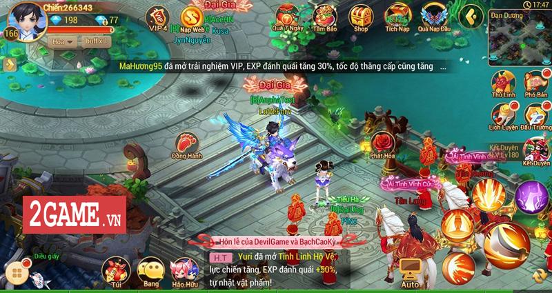 Linh Kiếm Tình Duyên tặng số lượng lớn Kim Nguyên Bảo cho người chơi nhân dịp Alpha Test 0