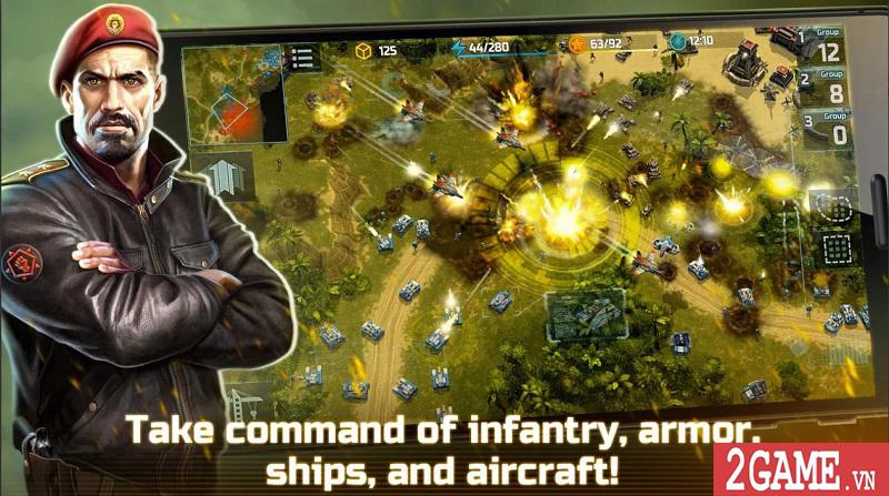 Top 6 game chiến thuật quân sự lấy bối cảnh hiện đại đáng để bạn thử qua 5