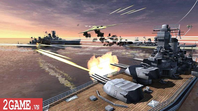 Top 5 game Thủy chiến chất lượng dành cho các tín đồ mê mô hình Chiến hạm 1
