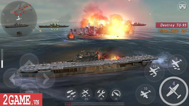 Top 5 game Thủy chiến chất lượng dành cho các tín đồ mê mô hình Chiến hạm 3