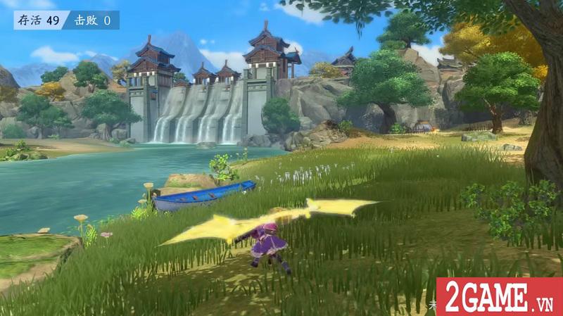 Operation Stormy Island - Game phong cách Battle Royale kết hợp với các nhân vật MOBA độc đáo 1