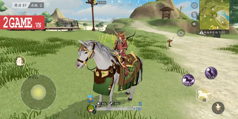 Operation Stormy Island - Game phong cách Battle Royale kết hợp với các nhân vật MOBA độc đáo 3