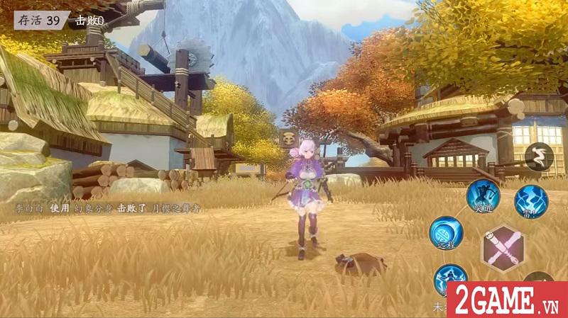 Operation Stormy Island - Game phong cách Battle Royale kết hợp với các nhân vật MOBA độc đáo 2