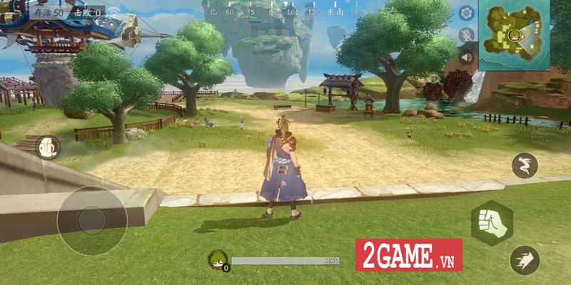 Operation Stormy Island - Game phong cách Battle Royale kết hợp với các nhân vật MOBA độc đáo 6