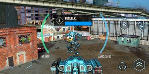Robot Warfare Online – Tận hưởng những trận đại chiến Robot cực hoành tráng và đẹp mắt