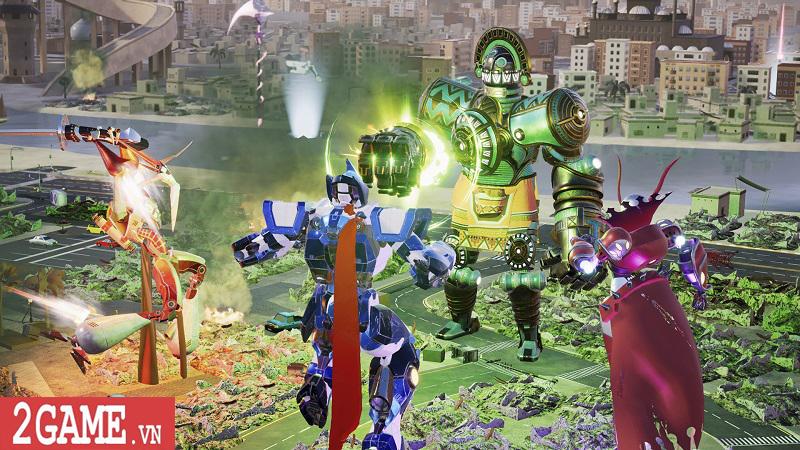 Top 8 game online lấy chủ đề robot hành động dành riêng cho người yêu thích khoa học viễn tưởng 1