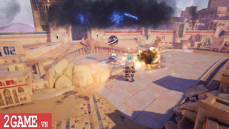 Top 8 game online lấy chủ đề robot hành động dành riêng cho người yêu thích khoa học viễn tưởng 3