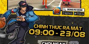 Tặng 444 giftcode game Bóng Rổ Mobi