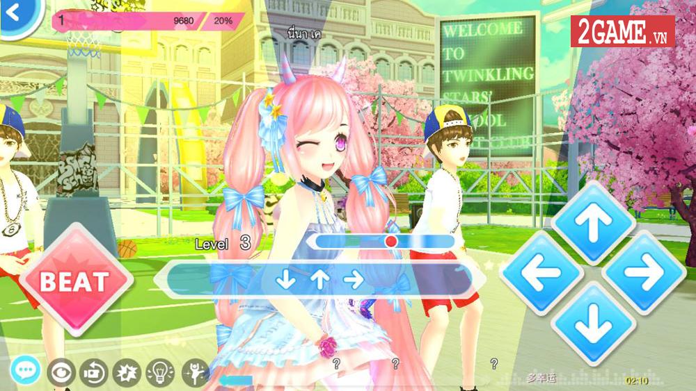 AU 2! Mobile - Tựa game vũ đạo chuẩn style Audition, cho phép bạn quẩy cực phiêu với âm nhạc sôi động 0