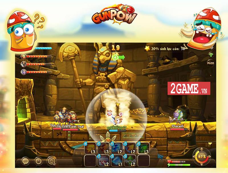 GunPow vinh dự lọt vào Top Game Hay do Google Play bình chọn đợt mới nhất 0
