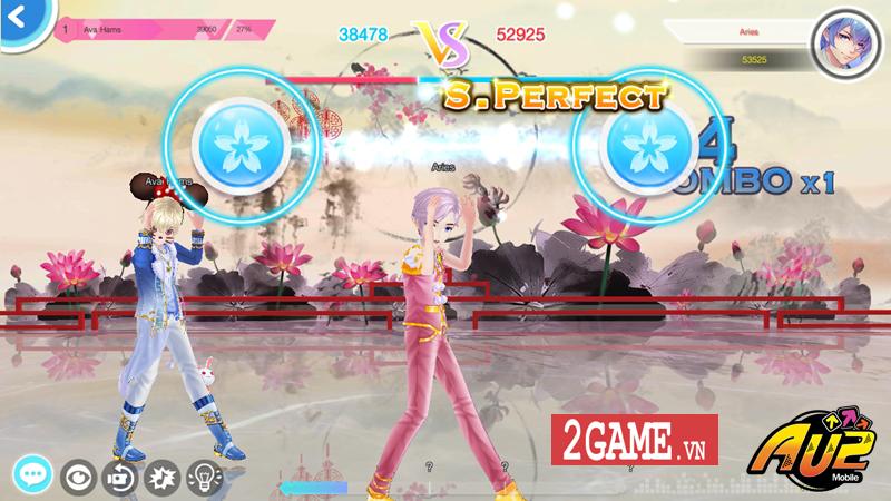 AU 2! Mobile - Tựa game vũ đạo chuẩn style Audition, cho phép bạn quẩy cực phiêu với âm nhạc sôi động 4