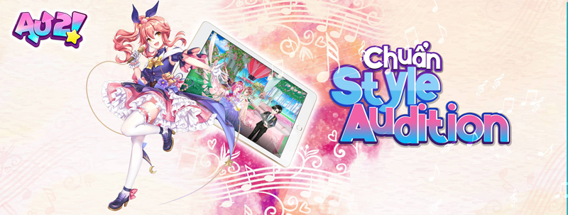 AU 2! Mobile - Tựa game vũ đạo chuẩn style Audition, cho phép bạn quẩy cực phiêu với âm nhạc sôi động 9