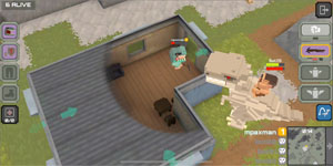 Dinos Royale – Game sinh tồn cho cưỡi thú chiến đấu cực kỳ vui nhộn