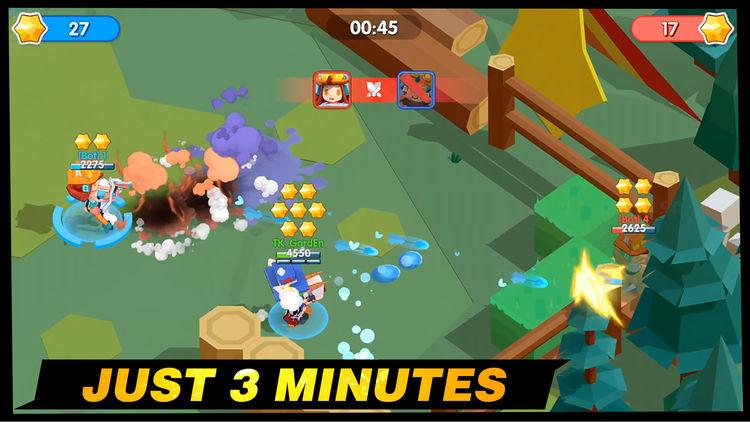 Top 10 game online mang phong cách hỗn chiến vô cùng vui nhộn 3