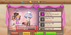 Kết hôn trong GunPow không chỉ làm cảnh mà còn góp phần tăng thêm hoạt động nữa