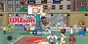 Bóng Rổ Mobi là game thể thao kết hợp MOBA với kho kĩ năng tuyệt chiêu đa dạng
