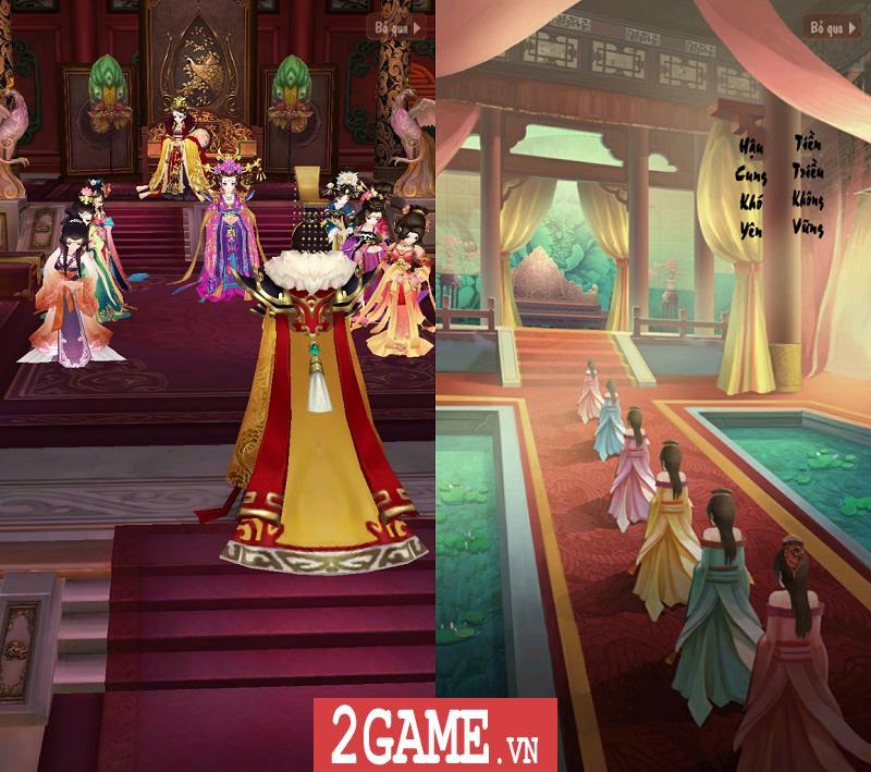 Trải nghiệm 360mobi Mộng Hoàng Cung: Lối chơi đơn giản, cốt truyện hấp dẫn, đồ họa đẹp mắt 2