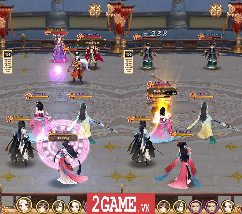 Trải nghiệm 360mobi Mộng Hoàng Cung: Lối chơi đơn giản, cốt truyện hấp dẫn, đồ họa đẹp mắt 10