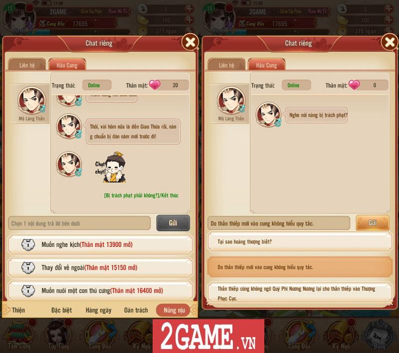 Trải nghiệm 360mobi Mộng Hoàng Cung: Lối chơi đơn giản, cốt truyện hấp dẫn, đồ họa đẹp mắt 9