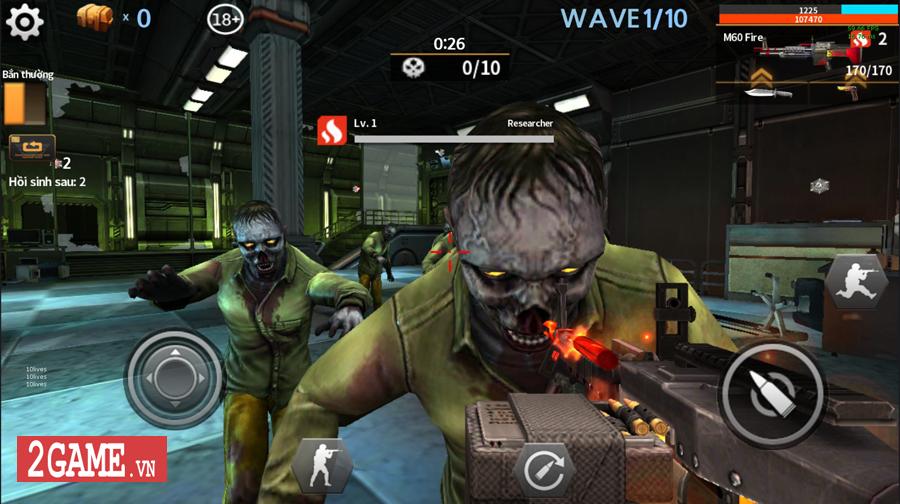 Tốc Chiến Mobile hé lộ loạt ảnh Việt hóa phô diễn chất chơi bắn súng săn zombie cực chất 8