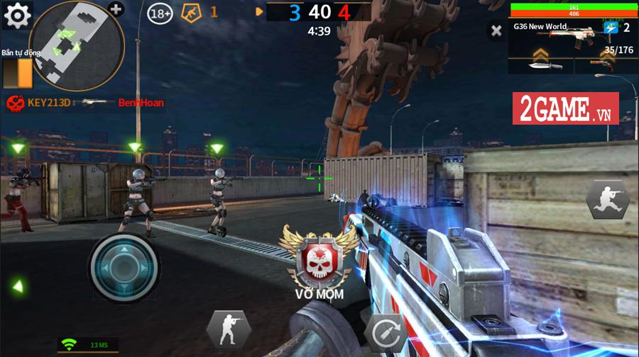 Tốc Chiến Mobile hé lộ loạt ảnh Việt hóa phô diễn chất chơi bắn súng săn zombie cực chất 11