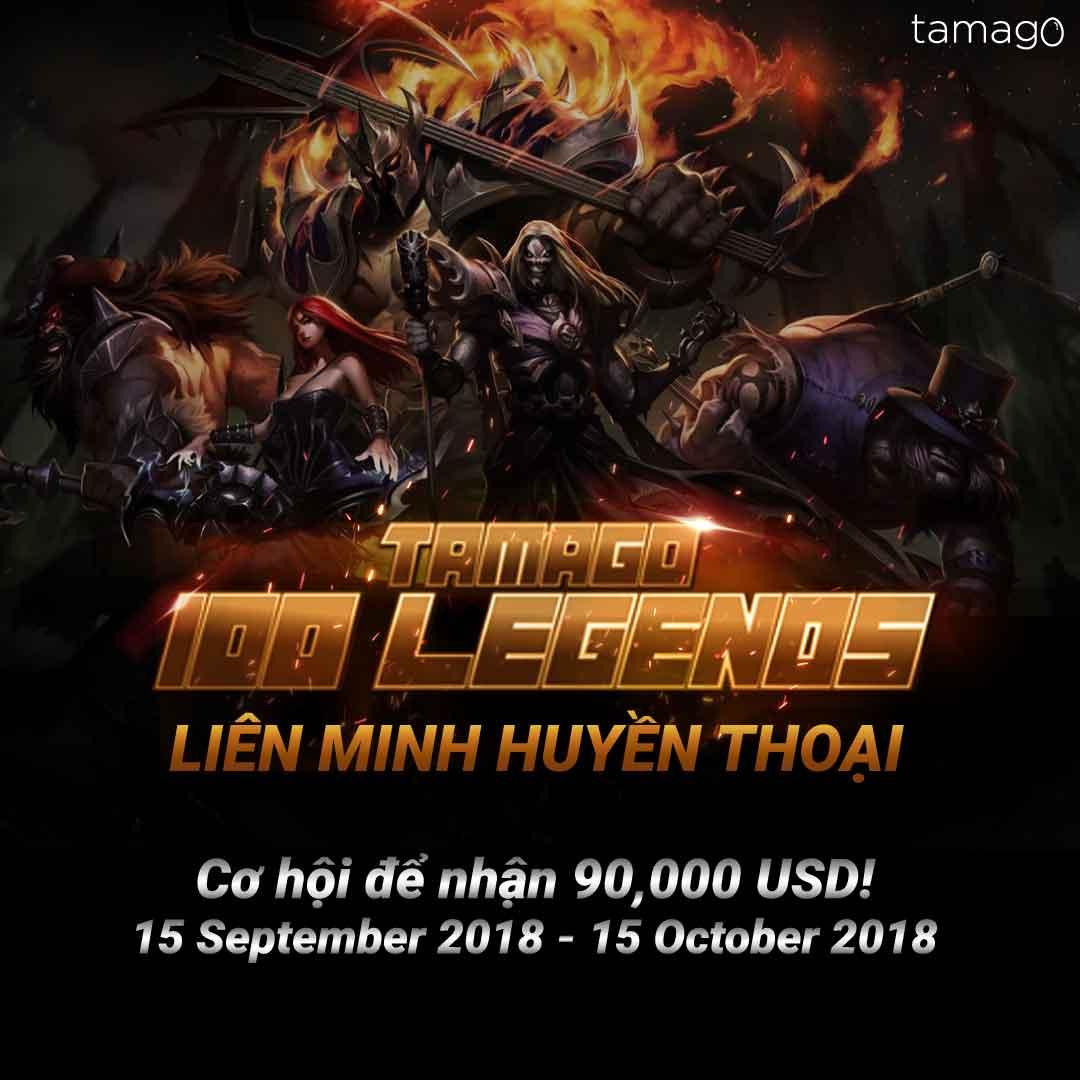 Ứng dụng livestream Tamago tung sự kiện khủng cho giới game thủ Việt vào tham gia 0
