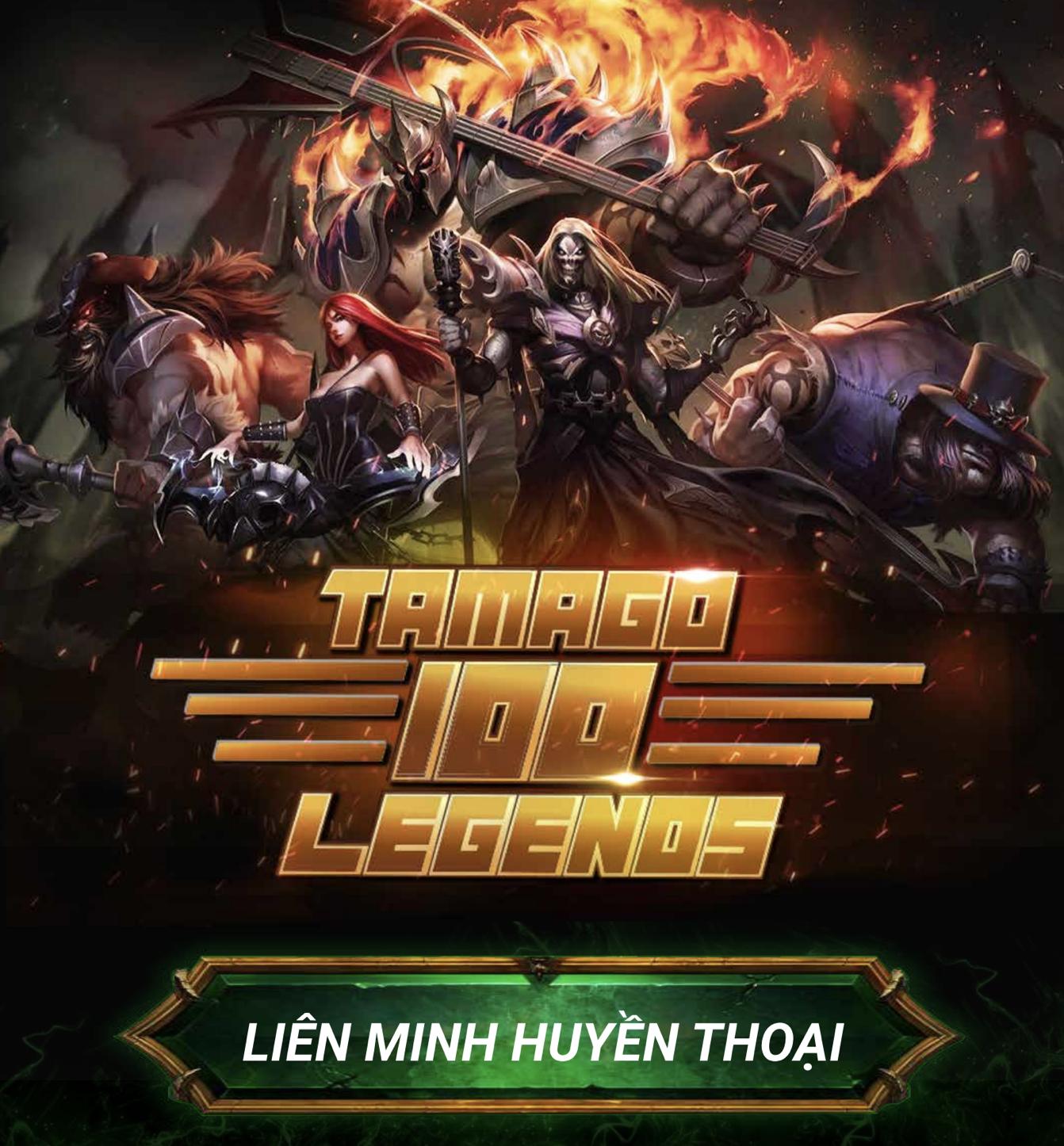 Ứng dụng livestream Tamago tung sự kiện khủng cho giới game thủ Việt vào tham gia 1