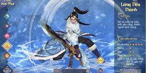 Tiêu điểm Lăng Tiêu Thành – Môn phái cuồng bạo bậc nhất trong Cửu Âm 3D VNG