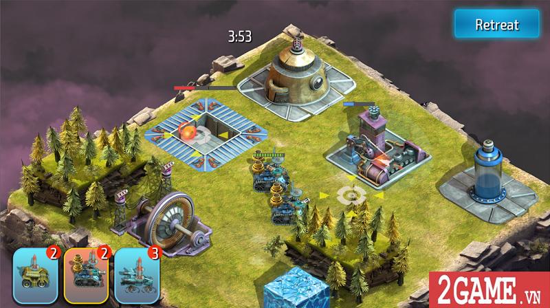 Modularis - Game chiến thuật tập trung vào mảng xây dựng cơ sở trên bản đồ 6