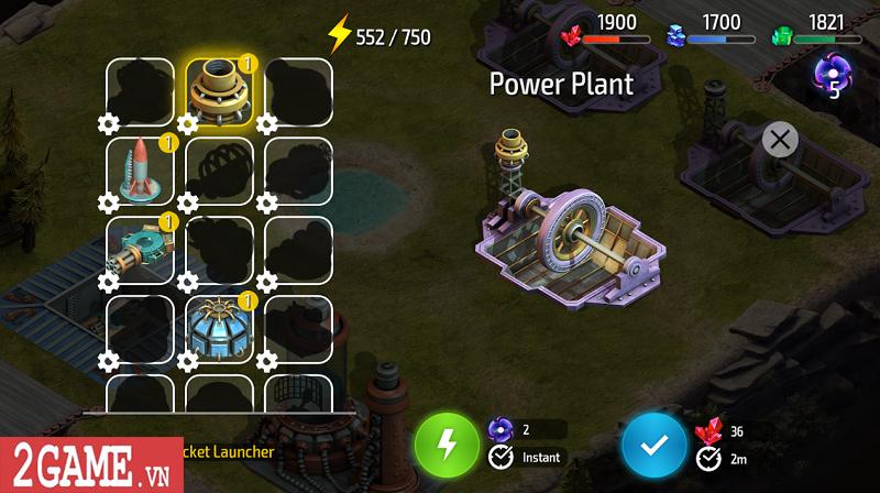 Modularis - Game chiến thuật tập trung vào mảng xây dựng cơ sở trên bản đồ 3