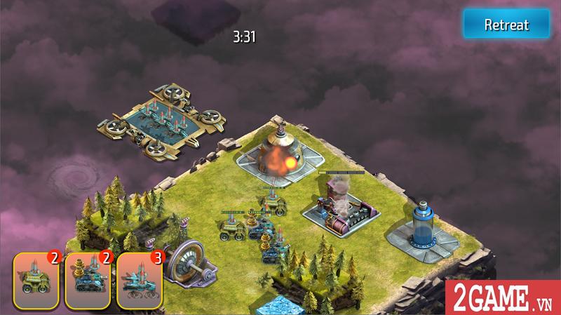 Modularis - Game chiến thuật tập trung vào mảng xây dựng cơ sở trên bản đồ 1