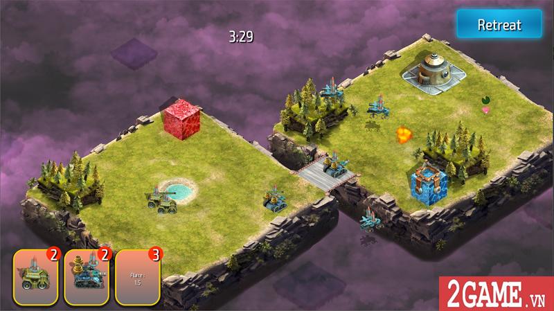 Modularis - Game chiến thuật tập trung vào mảng xây dựng cơ sở trên bản đồ 2