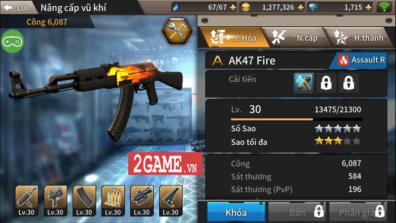 Khi game bắn súng Tốc Chiến Mobile sở hữu hệ thống lên đồ như dòng game nhập vai 3