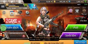 Khi game bắn súng Tốc Chiến Mobile sở hữu hệ thống lên đồ như dòng game nhập vai