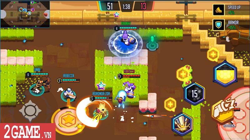 Top 10 game online mang phong cách hỗn chiến vô cùng vui nhộn 2
