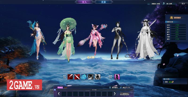 Webgame Nghịch Thủy Hàn hé lộ gameplay, công bố ngày ra game chớp nhoáng 3