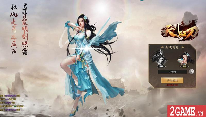 Webgame Nghịch Thủy Hàn hé lộ gameplay, công bố ngày ra game chớp nhoáng 0