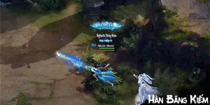 Webgame Nghịch Thủy Hàn hé lộ gameplay, công bố ngày ra game chớp nhoáng