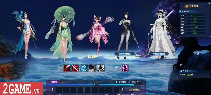 Cảm nhận webgame Nghịch Thủy Hàn: Game nhập vai cho phép hoán đổi vũ khí combo skill PK cực chất 13