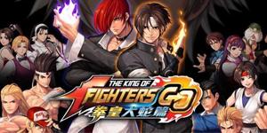 The King Of Fighters GO – Game đối kháng thực tế ảo cho phép chiến nhau ở bản đồ thực