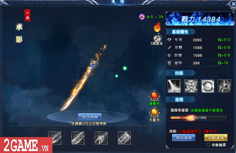 Cảm nhận webgame Nghịch Thủy Hàn: Game nhập vai cho phép hoán đổi vũ khí combo skill PK cực chất 6