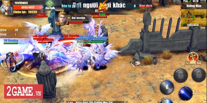 Đại Thiên Sứ Mobile - Thêm một dự án game về đề tài MU Online cập bến Việt Nam 6